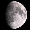 「月」の撮影 2020年2月5日(機材:ミニボーグ50FL、E-PL5、ポラリエ)