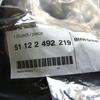 E46 ナンバープレート取付けボルト交換