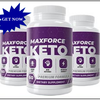 Max Force Keto Dietary Pills Reviews, (Warning) Benefits, Dose, Price & Buy!