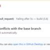 Github Actionsでテストや静的解析に失敗するプルリクエストをマージできないようにする