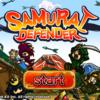 """【おすすめ】""""サムライディフェンダー""""という無料ゲームアプリを遊んで色々と紹介していく 29作品目"""