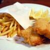 久々の料理話 Fish & Chips