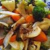 蒸し焼き野菜