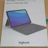 iPadの着脱式キーボード、ロジクール「COMBO TOUCH」を購入。使い勝手がかなりいい!