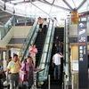 台湾09(5) 台南遠東国際大飯店(シャングリラ)