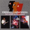 EMERSON, LAKE & POWELL - THE SCORE IN MILWAUKEE (Blue Cafe-147A/B)