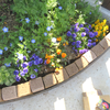 簡単DIY:コーナー花壇の改造