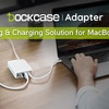 【Kickstarter】DockCase Adapterが届いた【初期不良?】