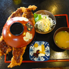 小浜・こだま食堂のわらじカツ丼とエンゼルライン