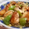 簡単!!こくうま!!鶏もも肉とエリンギのオイスター炒めの作り方/レシピ