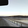 北スウェーデンへのツアー終了。