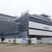 あすと長町、KHB東日本放送新社屋の建設状況(2020年7月)