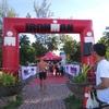 (Ironman Lamgkawi) day 2 スイム試泳とチェックイン