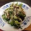 牛肉とブロッコリーの炒め物!