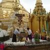 子連れでミャンマー旅行!③~1日目(2)シュエダゴォン・パヤー観光&カンドージー パレス ホテル ヤンゴンに宿泊~