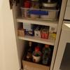 ☆新居のキッチン「作業台の照明」