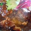 安来グランパ 島根安来市 洋食 ハンバーグ 景色のいいお店