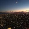 【スカイツリー】スリル満点のガラス床とキラキラの夜景を堪能してきた♥