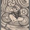 小ペン画ギャラリー―10(石仏探訪-7) 「石仏から」