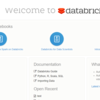 Databricks Community Edition で Spark に触れる