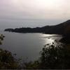 大理石海岸を、北から眺める