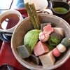 【京都】【グルメ】【抹茶】『ふふふあん by 半兵衛麩』に行ってきました。 京都観光  京都旅行  国内旅行  抹茶パフェ