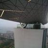 【Monolith】 灯の消えたマリーナベイサンズ 【黒い三連星】 ※ 建設中のMBS写真アリ