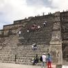 メキシコ世界遺産旅行 準備 (1/2) 、ピラミッド登頂対策(カバンの大きさに要注意)、防犯対策