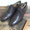 ジャランスリワヤの靴磨き