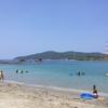 海の日だったので海に行ってきました(^0^)