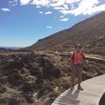 再び「マンガテポポ カーパーク(Mangatepopo Car Park)」へ戻ってくると。。。~「トンガリロ アルパイン クロッシング(Tongariro Alpine Crossing)」