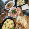 子育て中のオススメ★ホームパーティで美味しいお料理とお酒と愉しいおしゃべりの時間を愉しむ!!