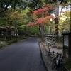 2020/11/01 仏通寺、紅葉には少し早かった