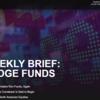 """GCIアセット・マネジメント:ポートフォリオ・マネジャーの山本匡がブルームバーグの""""WEEKLY BRIEF: HEDGE FUNDS""""で、直近の運用戦略について語りました。"""