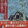 東野圭吾『ある閉ざされた雪の山荘で』-クローズドサークルであってクローズドサークルではないミステリー!