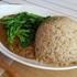 トア公園前のおっされーなカレー屋さん「神戸美人カレー」いって来ました。カレーと玄米、超合いますね。