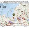 もんじゅ周辺の地殻変動と地震活動 (2017年09月20日現在)