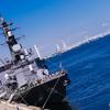 横浜開港祭で護衛艦たかなみを撮る【2017.06.03】