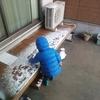 積雪、BB交換未遂