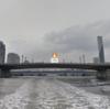 #773 東京五輪「海の森」への舟運アクセスについて 聖火台を見ながら競技会場へ