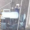 衝突影像!埼玉県東武野田線で列車と軽自動車衝突