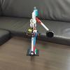 レゴで時計のような物を作った