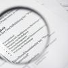 5つのよくある履歴書と職務経歴書作成の間違い