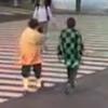 2020年10月31日午前1時、コロナ禍の渋谷のハロウィン(シブハロ)がどうなってるのか気になって見てみたら鬼滅おった