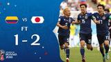 【日本 vs コロンビア】W杯の実況から英語を学ぶ〔#001〕【文字起こし】