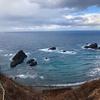 【11月】積丹ブルーは冬でも見れる?「島武意海岸」のトンネルを抜けるとそこは……
