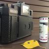 【フィルム カメラ】 ピンホールホルガ(自作)×フジカラー・ブローニー120・ISO400【フィルム カメラ 現像】【フィルム カメラ 使い方】
