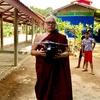 【ミャンマーで出家①】遂に頭を丸めて仏門にぶっ込む初めての日本人坊主!!【地方都市ダウェイ】