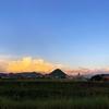 一日一撮 vol.335 夕焼け撮りに海岸へ:リベンジ