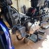 スーパーカブC125 エンジンメンテナンス